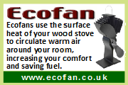 Ecofans - warm your room, save fuel.